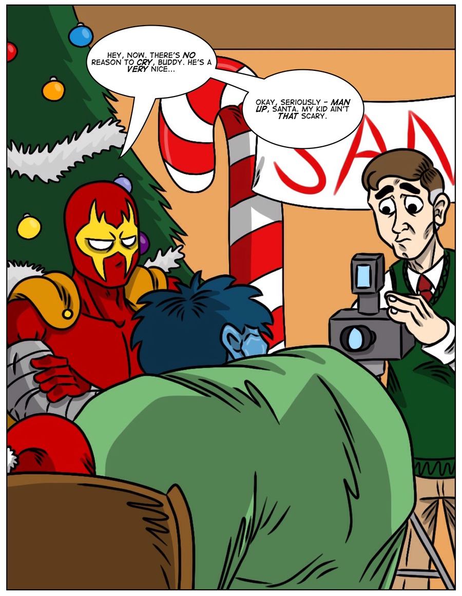 The Claw Family Christmas