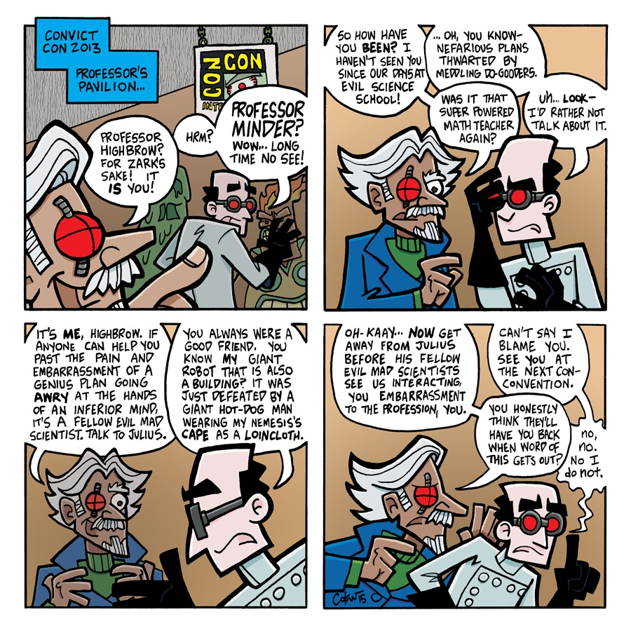 Guest Strip – Corey Kramer